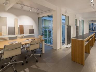Espace Design: A Parigi il nuovo showroom firmato Caesar