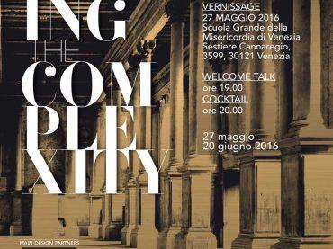 Studio Marco Piva: 15° Biennale Architettura – Designing the Complexity