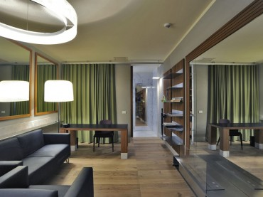 Emilceramica: Villaverde Hotel&Resort ha scelto la Collezione Millelegni Larch per le Comfort Room e Suite