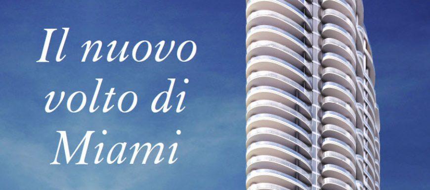 Presentazione in Italia del Brickell Flatiron Miami di Ugo Colombo