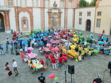 """Il 27 giugno torna a Sassuolo """"A cena con il colore"""""""