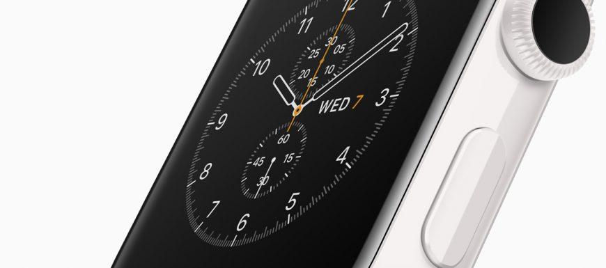 Il nuovo Apple Watch è anche in ceramica