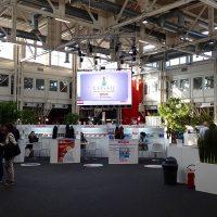 Inaugurato Cersaie 2016