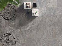 Ceramiche Keope lancia K2 Source: innovative texture decorative dall'effetto pietra in 20 mm di spessore