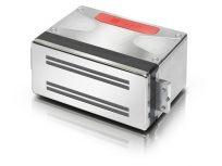 La nuova Xaar 2001+ due testine di stampa a colori offre la massima versatilità e flessibilità di produzione e affidabilità industriale per i produttori di piastrelle