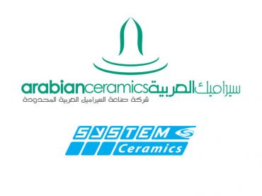 System Ceramics, decorazione digitale high-tech per Arabian Ceramics