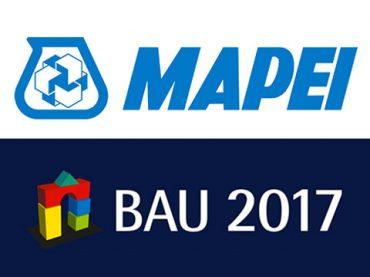 Mapei a BAU 2017