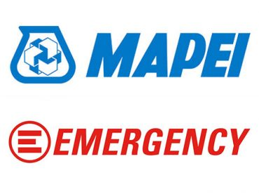 Mapei per Emergency in Uganda