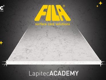 Lapitec e Fila siglano una partnership per offrire servizi e soluzioni all'industria edile, dell'arredo e dei rivestimenti di design
