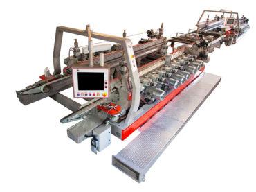 Tecnema: nuova linea di squadratura a secco Dry Square 100-1500