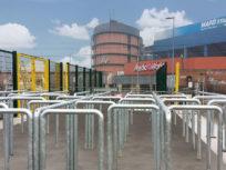 Messo in sicurezza il Mapei Stadium di Reggio Emilia: protezione più alta durante le partite di Sassuolo e Reggiana