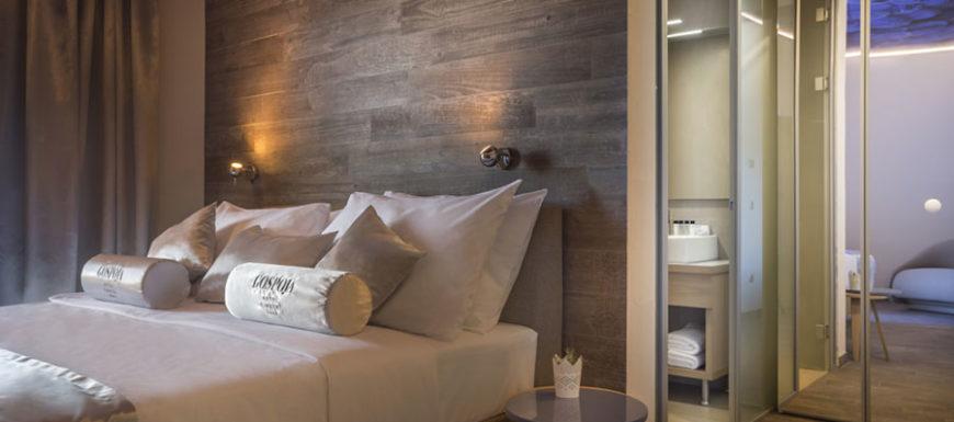 Ceramiche Keope realizza gli interni dell'Hotel Vinotel Gospoja in Croazia