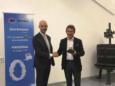 Zero Emission Event: OM STILL presenta tutte le sue soluzioni per una logistica ecosostenibile ed efficiente