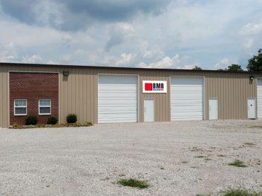 In USA BMR amplia e sposta la propria sede logistica a Crossville