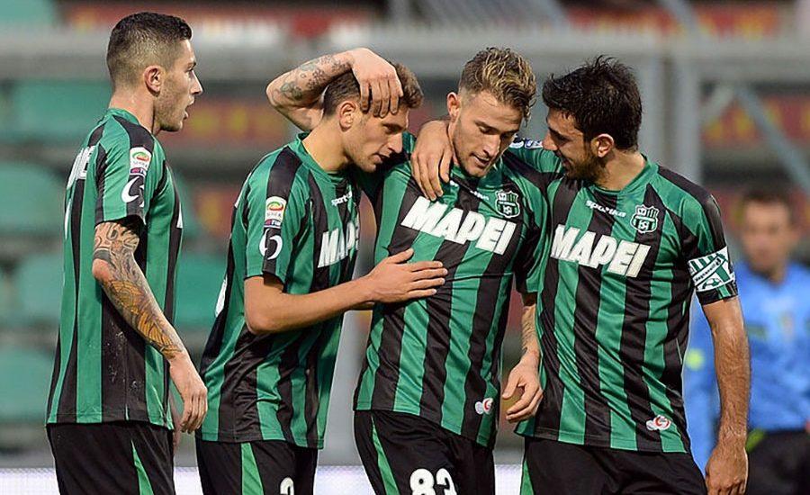 Ceramiche caesar top sponsor dell 39 u s sassuolo calcio 2017 2018 - Sassuolo italia ...