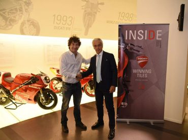Ducati e GS Luxury Group insieme per innovativi pavimenti in ceramica