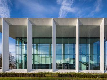 Il futuro del vetro nell'architettura