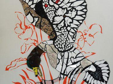 Lea Ceramiche incontra l'arte nella mostra personale dell'artista Orodè Deoro