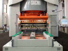 Sacmi CRS (Cambio Rapido Stampo), uno standard globale per il mondo delle grandi presse