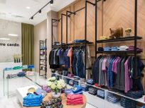 Marazzi Allmarble Statuario, l'eleganza del gres effetto marmo arreda una fashion boutique a Burgas