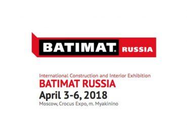 Ceramics of Italy partecipa a Batimat Russia