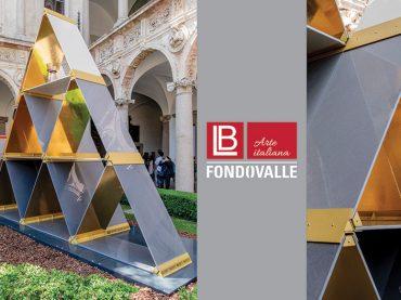 """Grande successo del """"Castello dorato"""" di LB e Fondovalle alla settimana del Design 2018"""