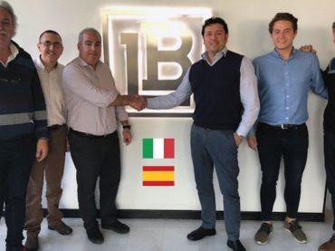 LB apre la filiale spagnola e finalizza un nuovo contratto con Rocersa