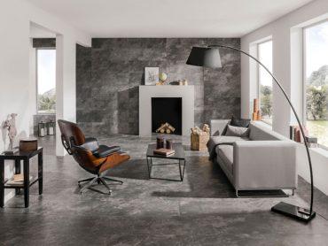 La pietra naturale fa tendenza nell'interior design