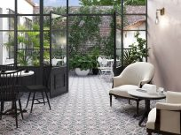 Tile of Spain Manufacturers Preview Cutting Edge Trends for 2019 at Cersaie