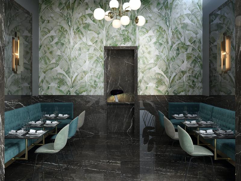Estetica Ad Alta Tecnologia Per L Interior Decoration La