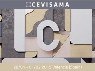 Inizia il Cevisama 2019