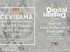 Digital Design presenta il nuovo software DDweb a Cevisama 2019