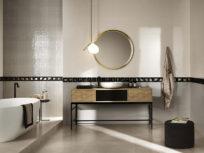 FAP ceramiche a Maison&Objet tra accostamenti creativi, texture materiche e maxi formati