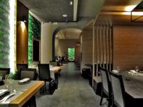 Le collezioni di Ceramiche Keope esaltano il sapore orientale del ristorante Sushi Green di Como.