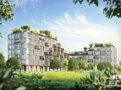 Stefano Boeri Architetti firma il suo primo progetto in Belgio: Palazzo Verde, nuovo landmark di Anversa