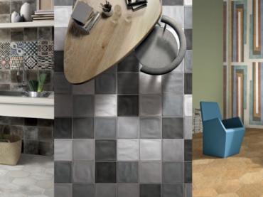 Il mood contemporaneo e decorativo di Cir in mostra a Coverings 2019