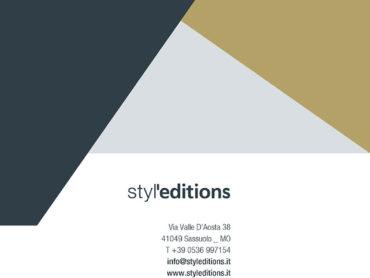 Stylgraph: La Via dei Vulcani di Fango