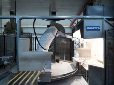 Viglacera sceglie la smaltatura robotizzata SACMI