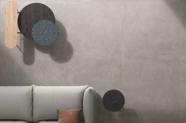 Brystone: la naturalezza del limestone reinterpretata da Ceramiche Keope