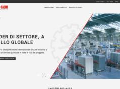 Va on line il nuovo portale SACMI.it