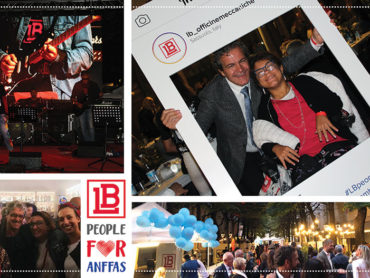 """UNA SOLIDARIETA' CONCRETA: IL SUCCESSO DELL'EVENTO """"LB PEOPLE PER ANFFAS"""""""