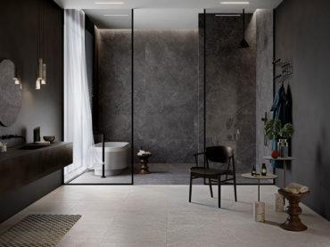 Cotto d'Este: Luxurious Living Room