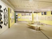 Marazzi al MAXXI Museo Nazionale delle Arti del XXI secolo di Roma la mostra Gio Ponti Amare l'architettura