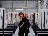 Cosentino presenta in anteprima al Design Miami la collezioneLiquid, creata dalle designer di PATTERNITYper Dekton
