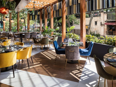 Il progetto del mese di Ceramiche Caesar: Porfirio's Restaurante, Messico