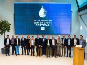 BRIXEN WATER LIGHT FESTIVAL powered by DURST