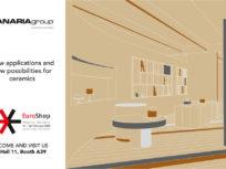 Soluzione innovative e un allestimento d'autore. PanariaGroup incontro il Retail a Euroshop 2020