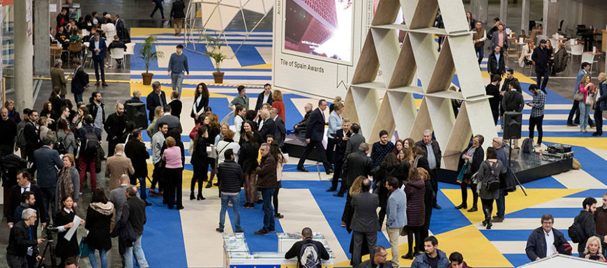 The 38th edition of Cevisama features the broadest ever range of products and the best architecture and design forum programme