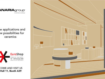 Soluzioni innovative e un allestimento d'autore. Panariagroup incontra il retail a Euroshop 2020