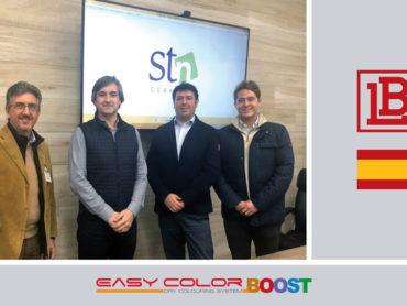 LB cresce in Spagna: nuova fornitura a STN per lo stabilimento Tesany